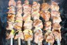 Шашлык на кефире (свинина)