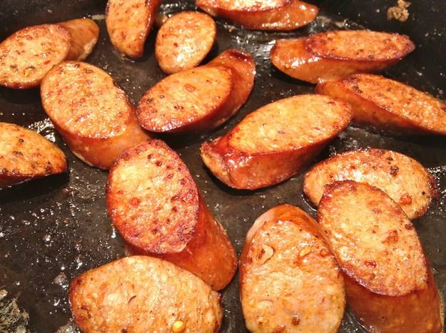 Курица кусочками с картошкой - фото шаг 4