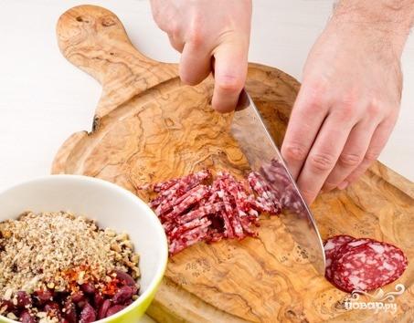 Лобио из консервированной красной фасоли - фото шаг 3