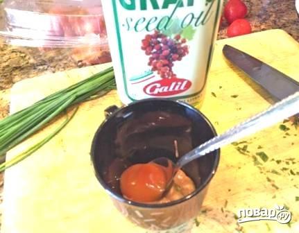 Салат с фенхелем - фото шаг 4