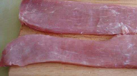 Рецепт Шницель из свинины в мультиварке