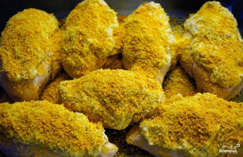 Курица по-дижонски - фото шаг 10
