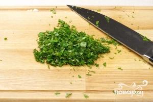 Салат из помидоров - фото шаг 3