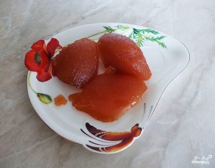 Рецепт Мармелад из помидоров
