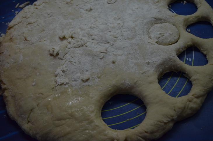 Пряники на кефире - фото шаг 5