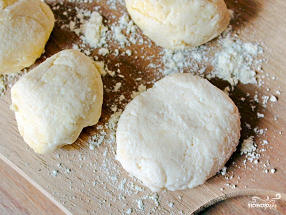 Сырники от Юлии Высоцкой - фото шаг 4