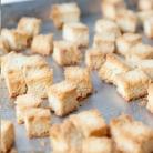 Рецепт Хлебный пудинг с шоколадом
