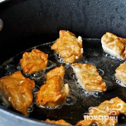 Курица по-азиатски с соусом и рисом - фото шаг 6