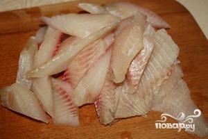 Рыба в пивном кляре - фото шаг 3
