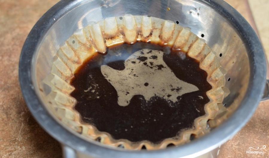 Холодный кофе - фото шаг 3