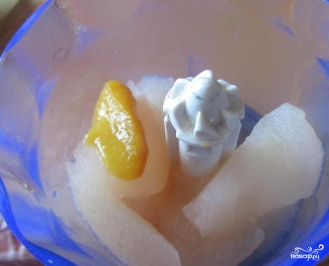 Детское яблочное пюре - фото шаг 5