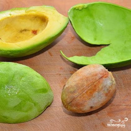 Паштет из авокадо - фото шаг 1
