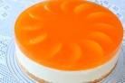 Творожный торт-суфле