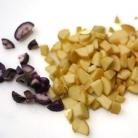 Рецепт Тушеная фасоль с овощами