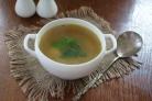 Суп с фаршем и рисом
