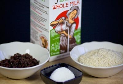 Рецепт Рисовая каша с изюмом