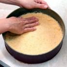 Рецепт Творожный торт с вишней