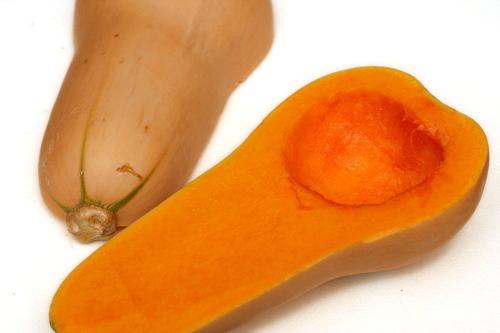 Паста с сырно-тыквенным соусом - фото шаг 1