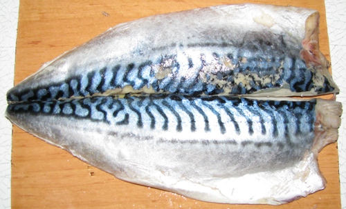 Рыба с цветной капустой - фото шаг 3