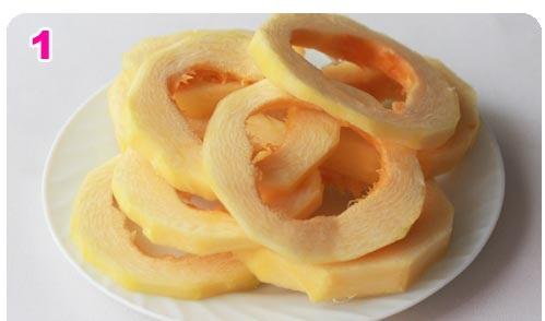 Рецепт Кабачки с колбасой