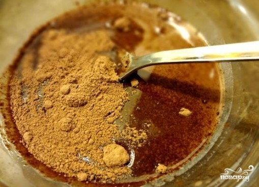 Рецепт Желе из какао