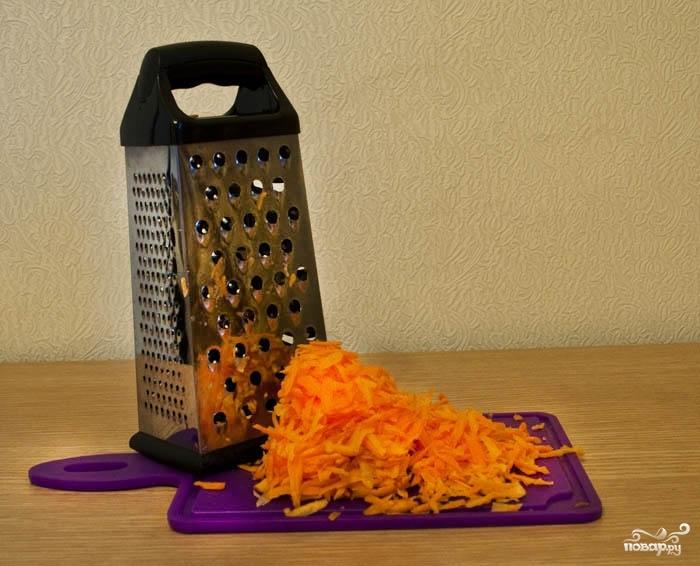Рецепт Морковные котлеты в духовке
