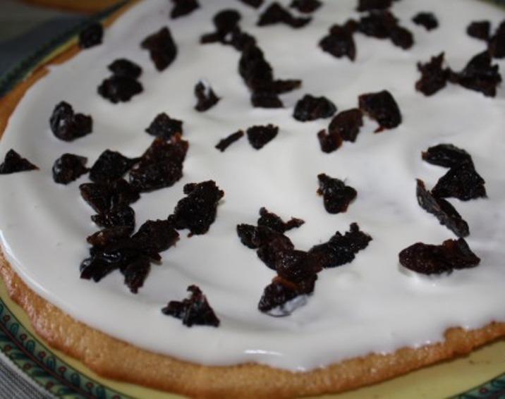 Медовый пирог с грецкими орехами - фото шаг 4