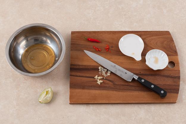 Говядина с базиликом - фото шаг 2