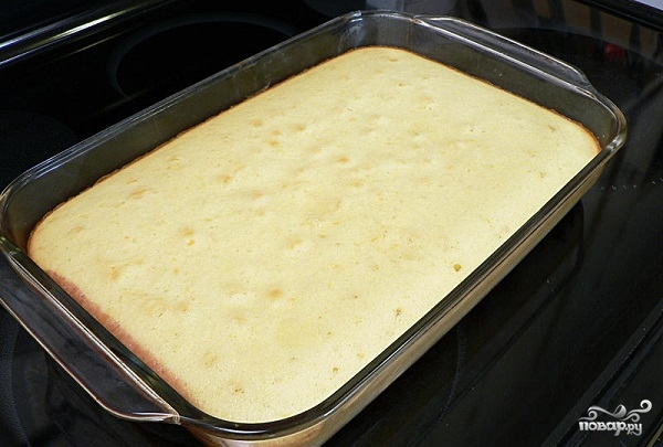 Лимонный пирог на сметане - фото шаг 11