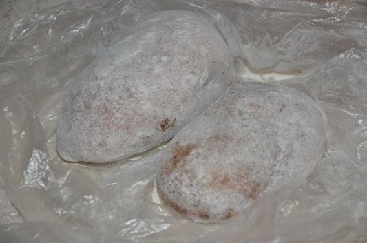 Рецепт Картошка по-деревенски в микроволновке