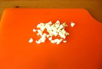 Рецепт Тушеный лук-порей