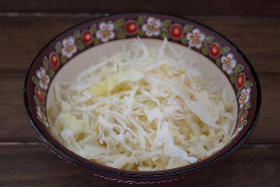 Рецепт Салат с тунцом и сыром
