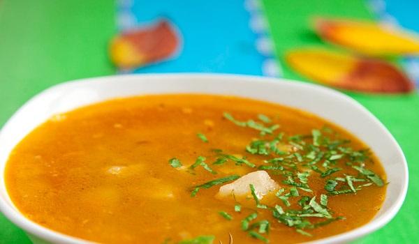 Суп из томатной консервы - фото шаг 7