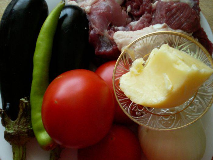Рецепт Долма из овощей