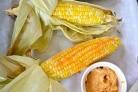 Запеченная кукуруза с медом в духовке