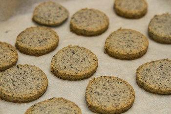 Кунжутное печенье - фото шаг 7