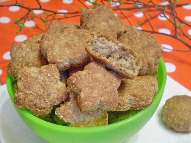 Печенье из гречневой муки - фото шаг 9