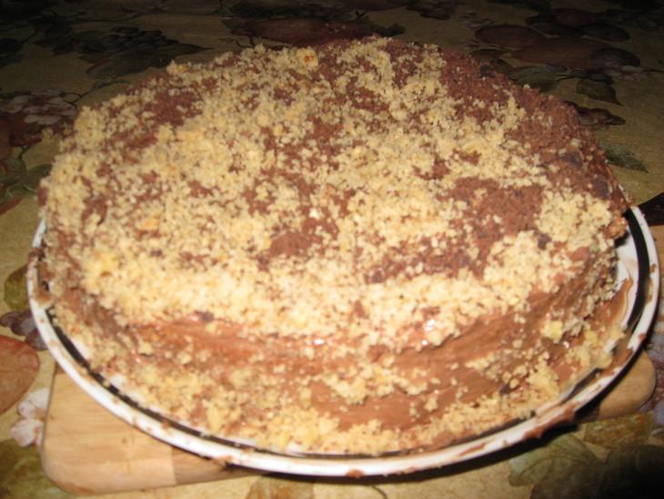 "Торт ""Анжелика"" - фото шаг 7"