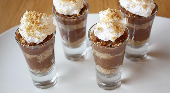 Десерт в стакане - фото шаг 4