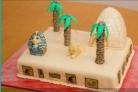 Торт Фараон