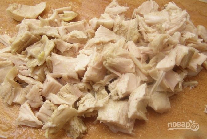 Рисовый суп с курицей - фото шаг 6