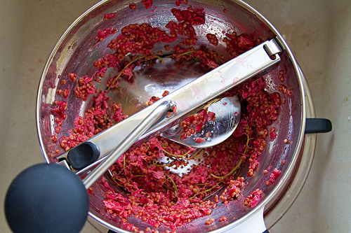 Варенье из красной смородины (желе) - фото шаг 4