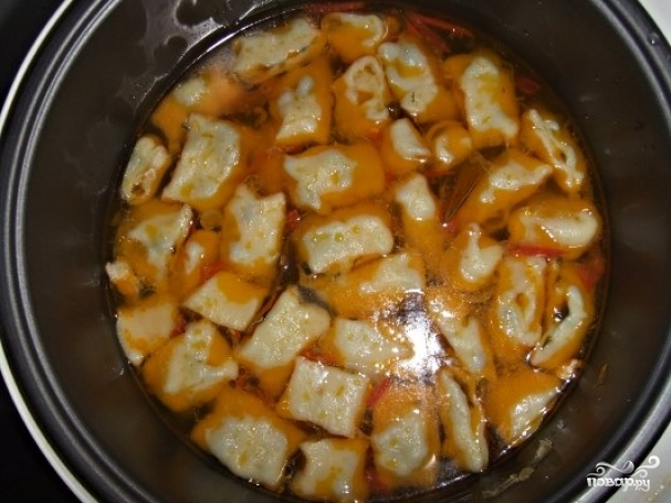 Рецепт галушек для супа: несколько вариантов