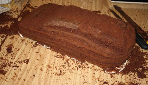 """Торт """"Ауди"""" - фото шаг 1"""