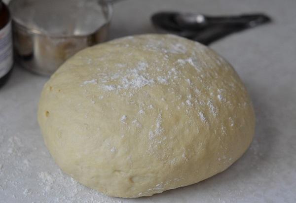 Рецепт Пирог с грибами из дрожжевого теста
