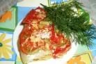 Пангасиус с картошкой в мультиварке