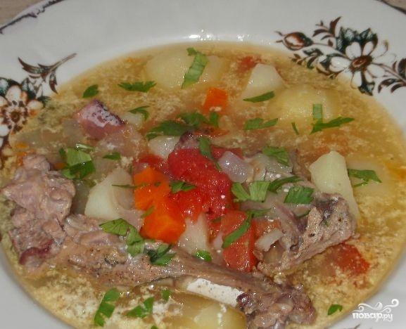 Суп из дикой утки - фото шаг 6