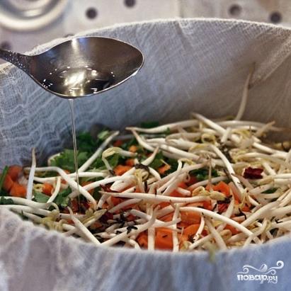 Овощной бульон в пароварке - фото шаг 4