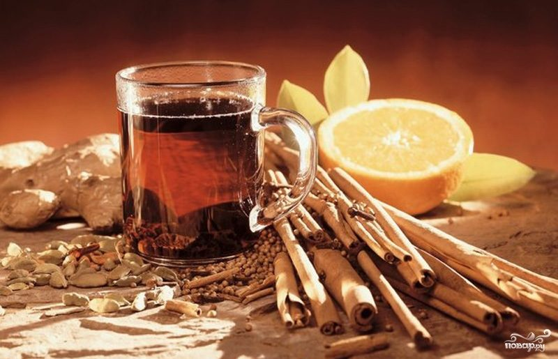 имбирный чай с корицей для похудения