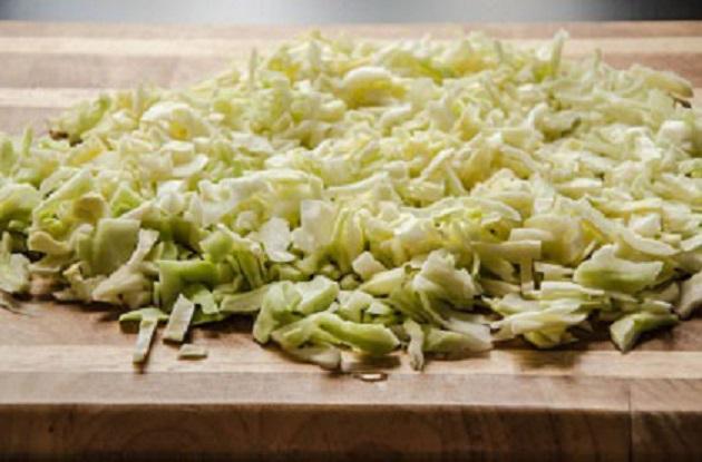 Рецепт Пирожки с капустой и яйцом